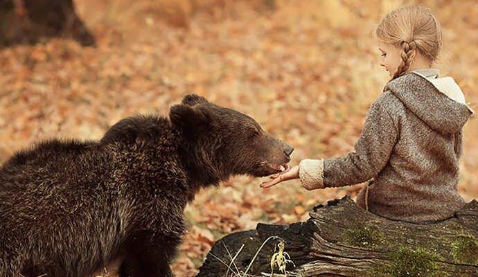 ☛ ⌛ Детские загадки про животных ♞ С ОТВЕТАМИ!