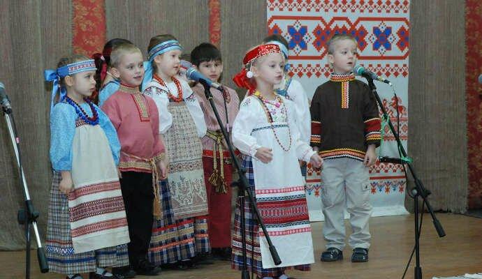 Тексты детских народных песен ♪♫