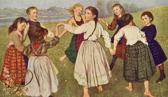 Детские хороводные игры