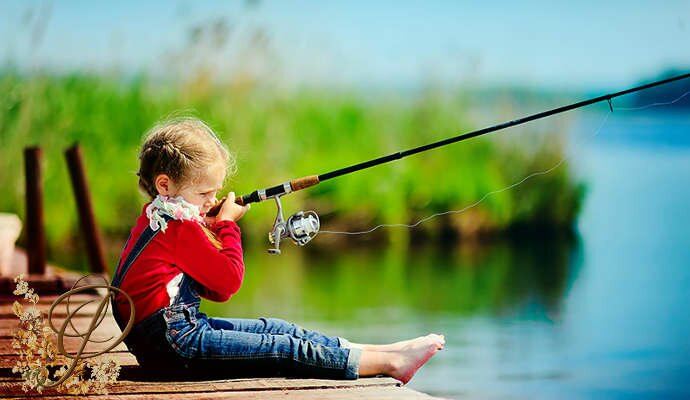 Детские загадки про рыб