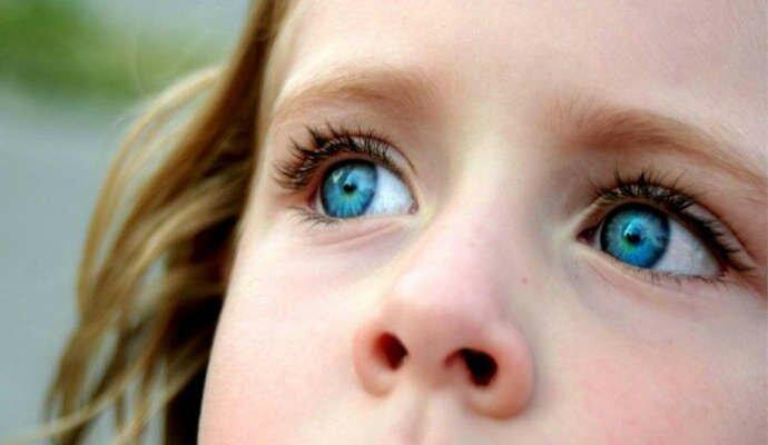 Загадки про глаза