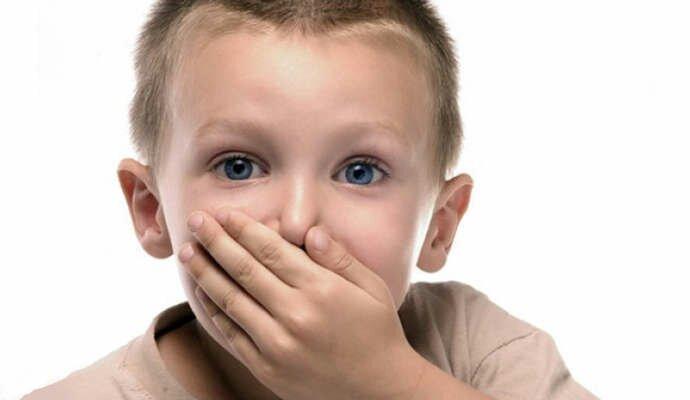"""Игра """"Молчанка"""" для детей дошкольного возраста"""