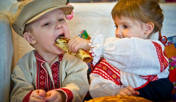 Рассказ о русском празднике МАСЛЕНИЦА